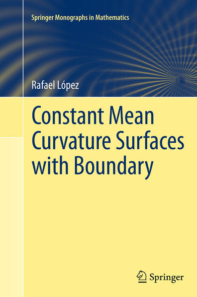 Constant Mean Curvature Surfaces with Boundary - Coverbild