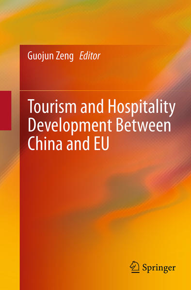 Tourism and Hospitality Development Between China and EU - Coverbild