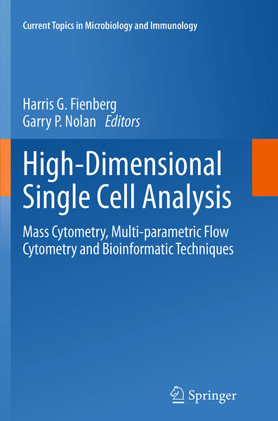 High-Dimensional Single Cell Analysis - Coverbild
