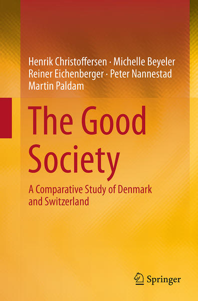 The Good Society - Coverbild