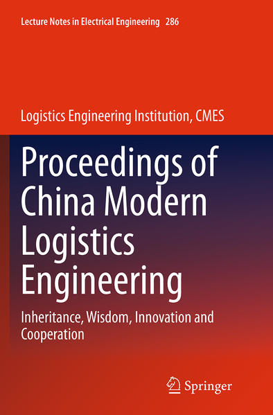 Proceedings of China Modern Logistics Engineering - Coverbild