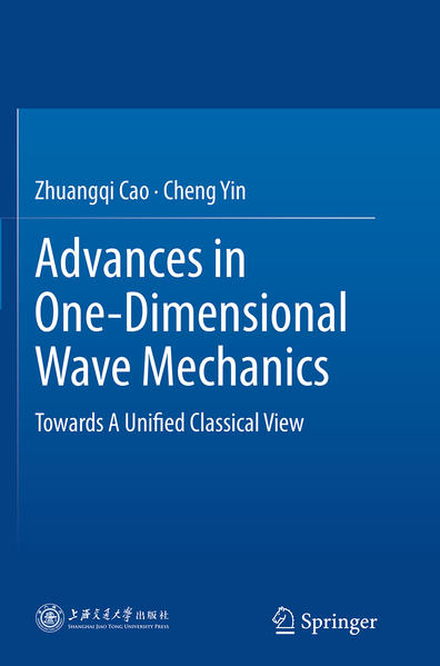 Advances in One-Dimensional Wave Mechanics - Coverbild