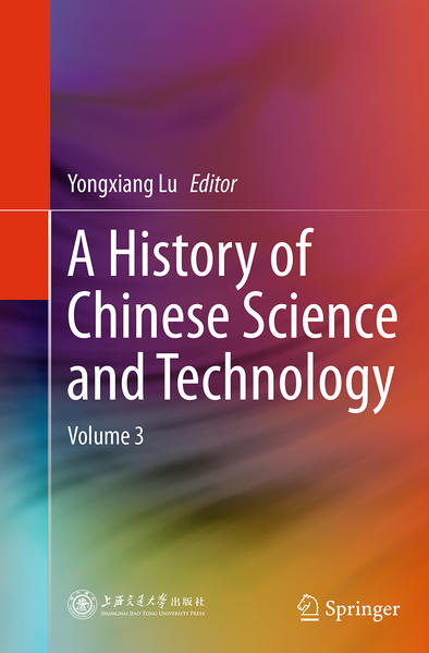 A History of Chinese Science and Technology - Coverbild