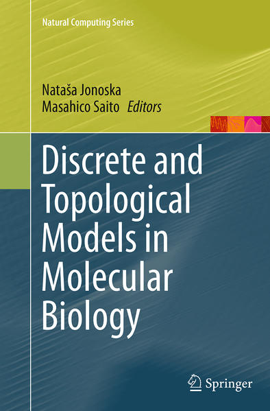 Discrete and Topological Models in Molecular Biology - Coverbild