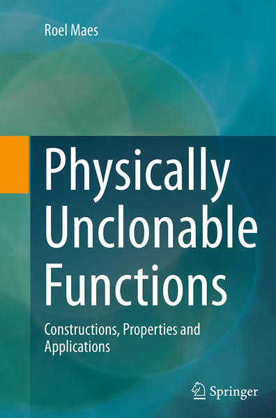 Physically Unclonable Functions - Coverbild