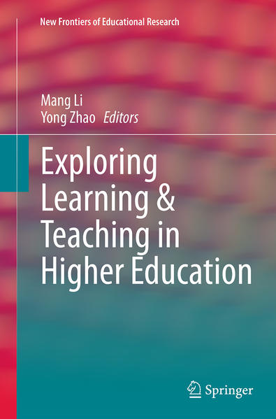 Exploring Learning & Teaching in Higher Education - Coverbild