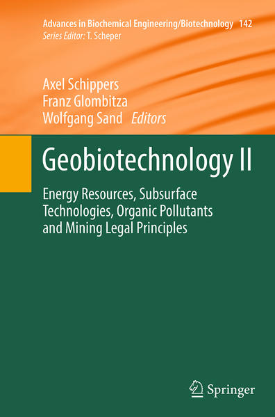 Geobiotechnology II - Coverbild