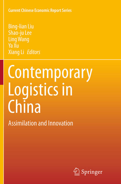 Contemporary Logistics in China - Coverbild