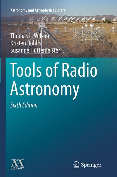 Tools of Radio Astronomy - Coverbild