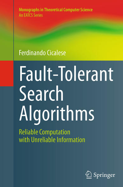 Fault-Tolerant Search Algorithms - Coverbild