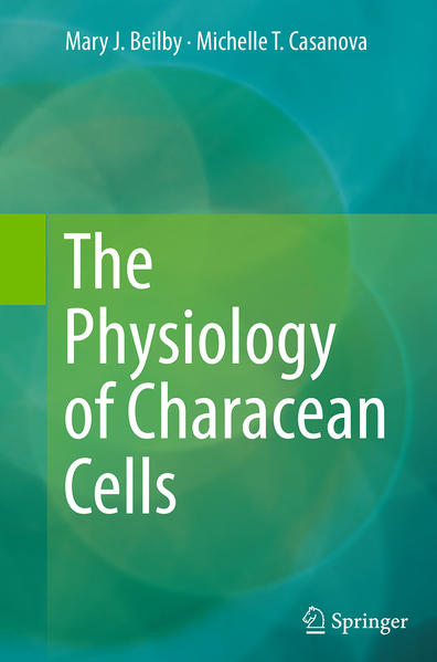 The Physiology of Characean Cells - Coverbild