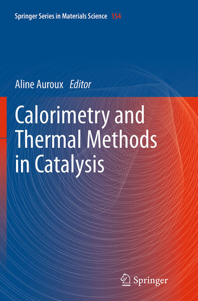 Calorimetry and Thermal Methods in Catalysis - Coverbild