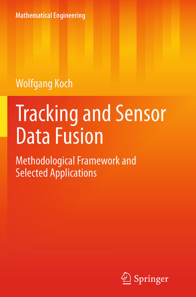 Tracking and Sensor Data Fusion - Coverbild