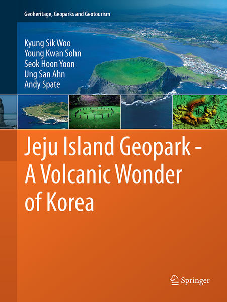 Jeju Island Geopark - A Volcanic Wonder of Korea - Coverbild