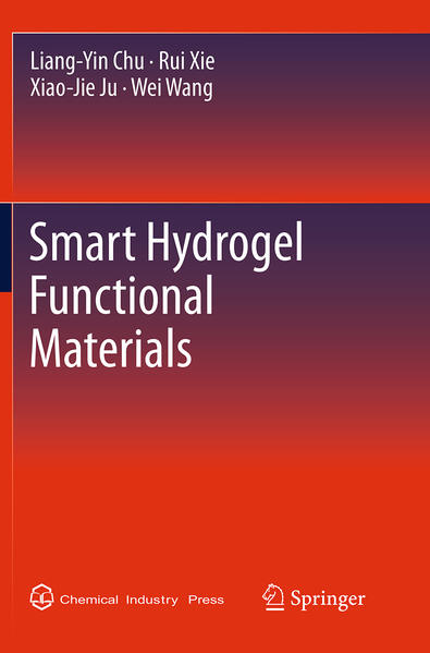 Smart Hydrogel Functional Materials - Coverbild