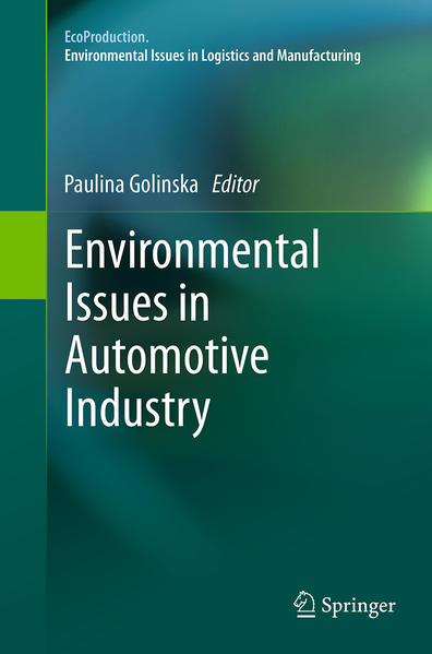 Environmental Issues in Automotive Industry - Coverbild