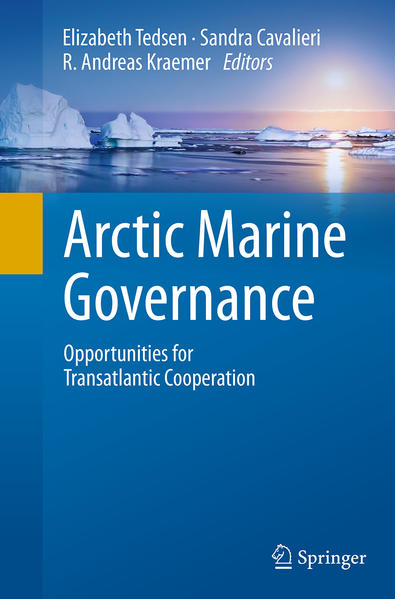 Arctic Marine Governance - Coverbild
