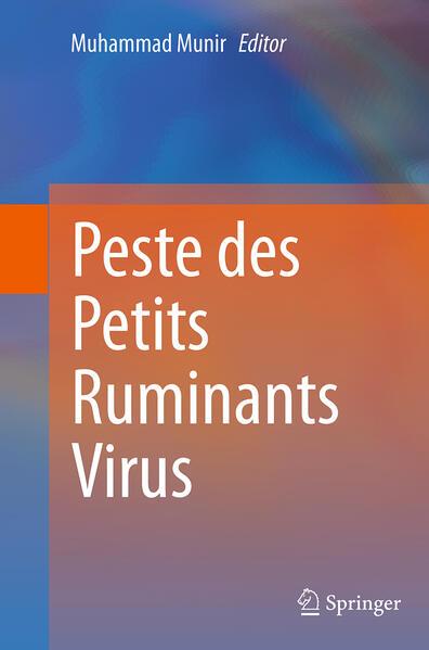 Peste des Petits Ruminants Virus - Coverbild