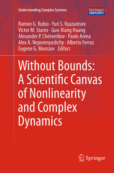 Without Bounds: A Scientific Canvas of Nonlinearity and Complex Dynamics - Coverbild