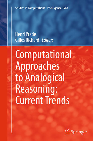 Computational Approaches to Analogical Reasoning: Current Trends - Coverbild