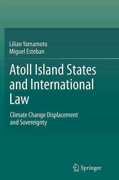 Atoll Island States and International Law - Coverbild