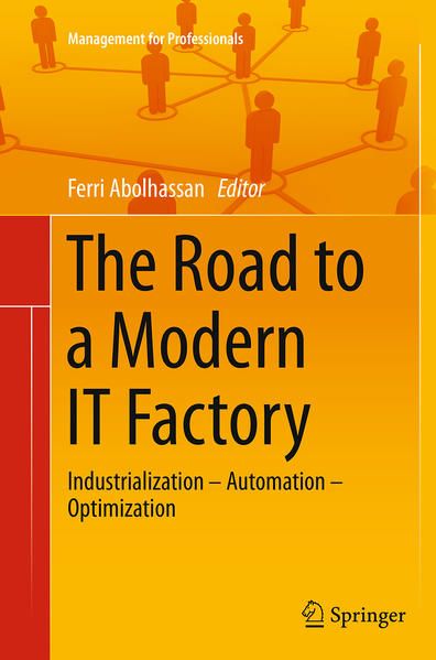 The Road to a Modern IT Factory - Coverbild