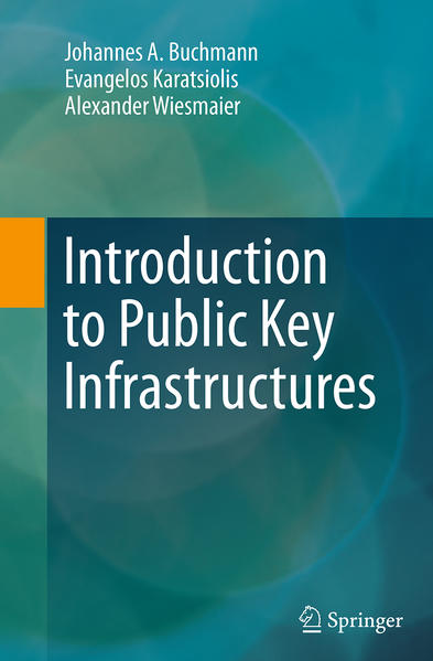 Introduction to Public Key Infrastructures - Coverbild