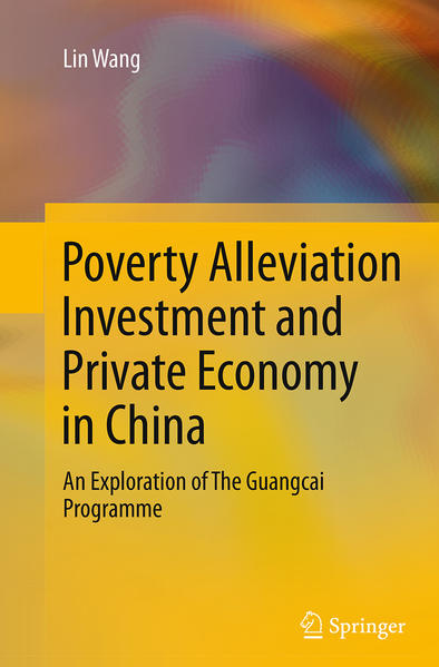 Poverty Alleviation Investment and Private Economy in China - Coverbild