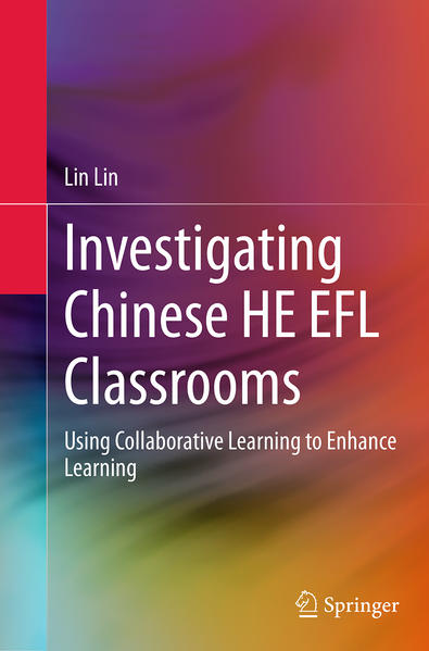Investigating Chinese HE EFL Classrooms - Coverbild