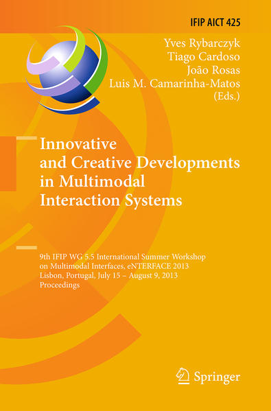 Innovative and Creative Developments in Multimodal Interaction Systems - Coverbild