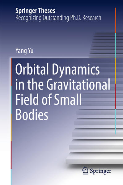 Orbital Dynamics in the Gravitational Field of Small Bodies - Coverbild