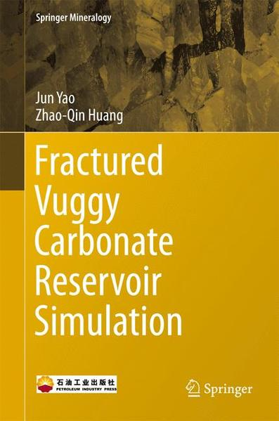 Fractured Vuggy Carbonate Reservoir Simulation - Coverbild