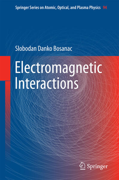 Electromagnetic Interactions - Coverbild