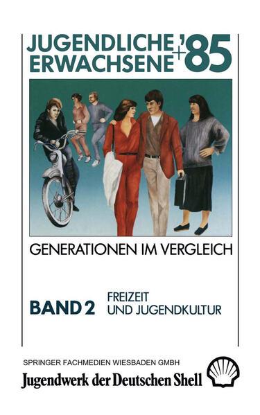 Freizeit und Jugendkultur - Coverbild