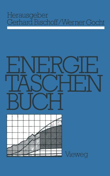 Energietaschenbuch - Coverbild