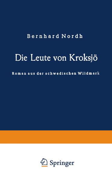 Die Leute von Kroksjö - Coverbild
