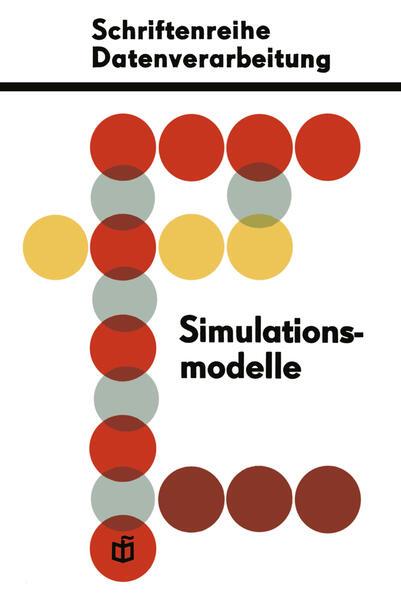Simulationsmodelle für ökonomisch-organisatorische Probleme - Coverbild