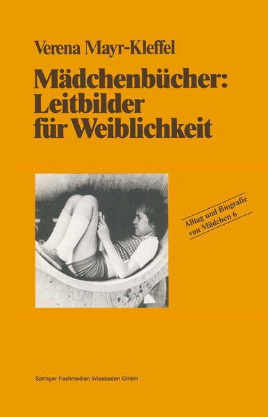 Mädchenbücher: Leitbilder für Weiblichkeit - Coverbild