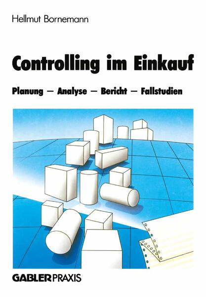 Controlling im Einkauf - Coverbild