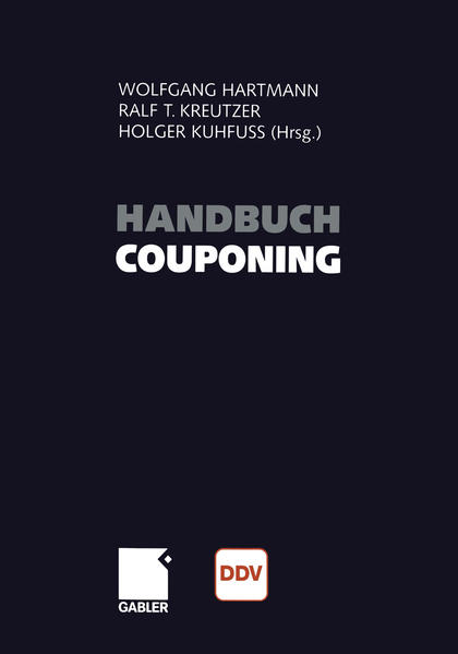 Handbuch Couponing - Coverbild