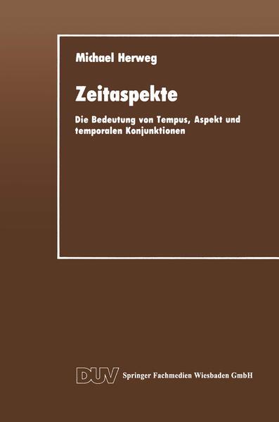 Zeitaspekte - Coverbild