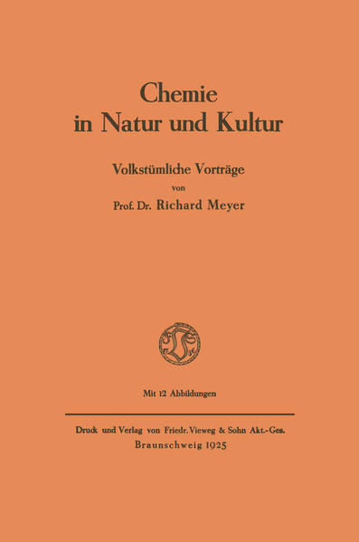 Chemie in Natur und Kultur - Coverbild