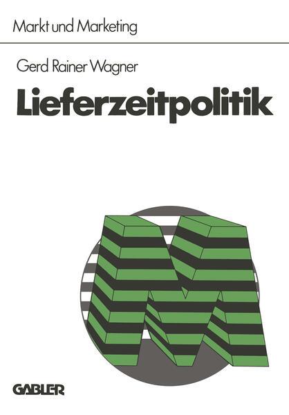 Lieferzeitpolitik - Coverbild