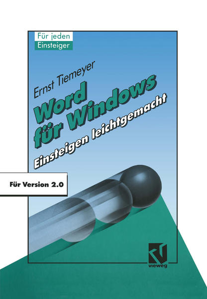 Word für Windows 2.0 - Coverbild