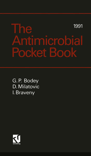 The Antimicrobial Pocket Book - Coverbild