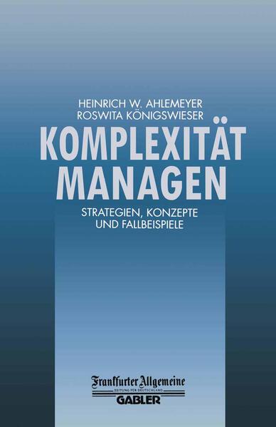 Komplexität Managen - Coverbild