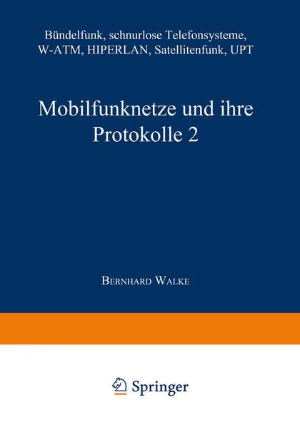 Mobilfunknetze und ihre Protokolle 2 - Coverbild