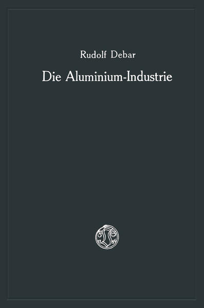 Die Aluminium-Industrie - Coverbild