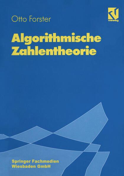 Algorithmische Zahlentheorie - Coverbild