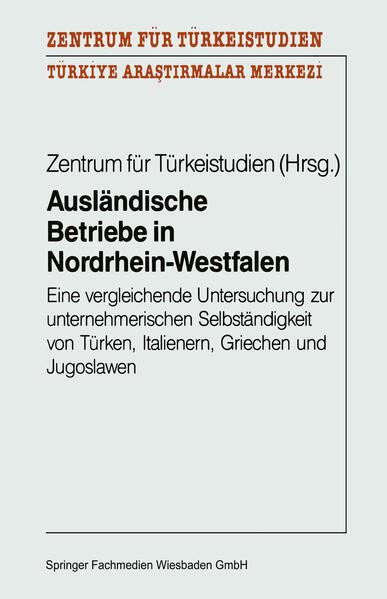 Ausländische Betriebe in Nordrhein-Westfalen - Coverbild